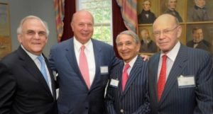 Picture of members of B'nai B'rith's Real estate Council