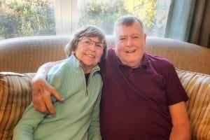 The Faces of Affordable Housing: Meet Ken & Barb