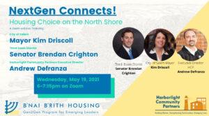 NextGen Connects w/ Harborlight Community Partners: Housing Choice on the North Shore!